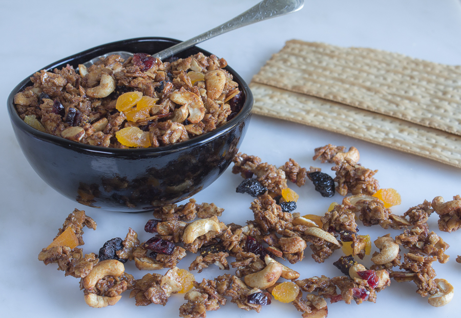 Crispy and crunchy - the perfect snack or breakfast!