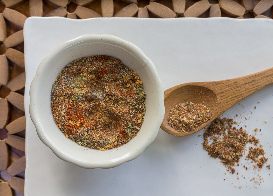 Peruvian Spice Blend - essential to capture the essence of flavor