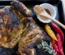 Peruvian Grilled Chicken with a zesty spice blend