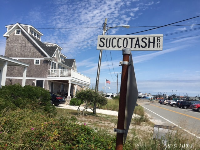 Succotash Road,  Narraganset,  RI (photo: Karen Sheer)