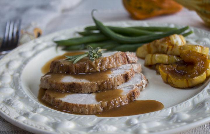 Thanksgiving Turkey Marsala Gravy – the best, richest and most delicious!