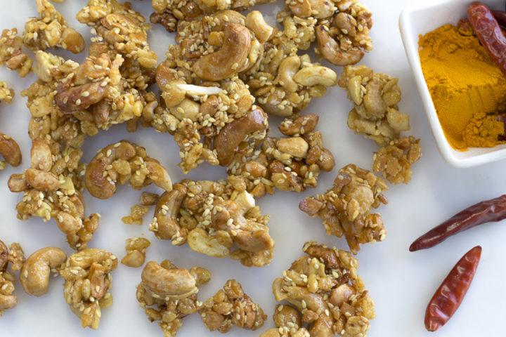 Cashew Cluster Crunch