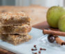Applesauce Linzer Bars (Gluten- Free Variation as well)