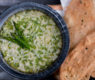 Warm Asparagus and Spinach Dip – Lightened Up
