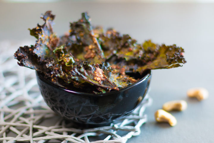 The Ultimate Kale Chip Recipes