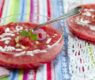 Watermelon Gazpacho ~ Your Summer Cool-Down in a Bowl