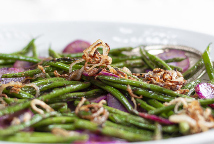 Haricot Vert (Thin French Green Beans) Recipes for the Holidays!