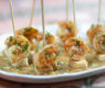 Holiday Recipe: Skewered Shrimp Scampi Appetizer