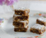 Delicious Date & Walnut Bars ~ Gluten Free