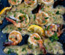 Weeknight Lightened-Up Shrimp Scampi