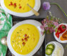 Velvety Cool Corn Soup